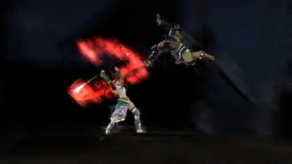 Soul Calibur: Lost Swords - Seong Mi-na Rambling Runaway Trailer