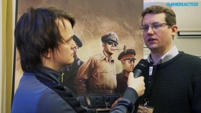 Hearts of Iron IV-intervju