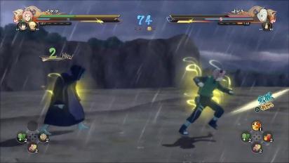 Naruto Shippuden: Ultimate Ninja Storm 4 - Obito's Revenge Trailer