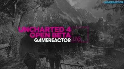 To timer fra Uncharted 4-betaen