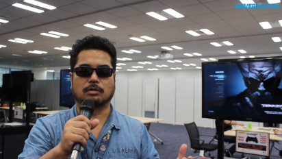 Tekken 7 - Katsuhiro Harada-intervju