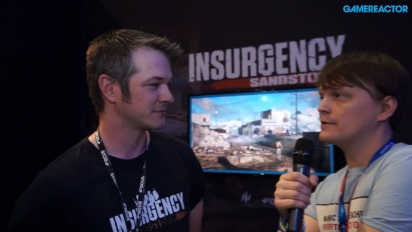 Insurgency: Sandstorm - Andrew Spearin-intervju