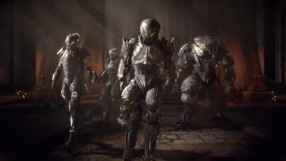 Anthem - Legion of Dawn Trailer