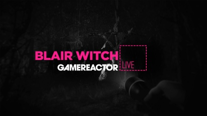 Blair Witch - Livestream Replay