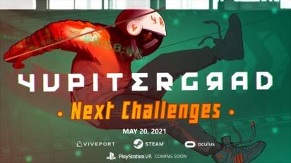 Yupitergrad: Next Challenges - Update Trailer
