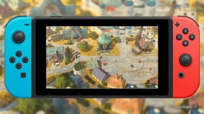 Ni no Kuni II: Revenant Kingdom Prince's Edition - Nintendo Switch Announcement Trailer