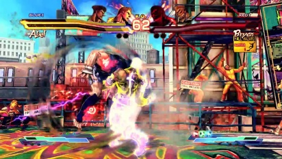 Street Fighter X Tekken - NY Comic Con Trailer