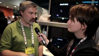 GDC 13: Space Hulk-intervju