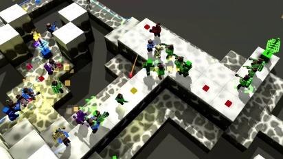 Cubemen 2 - Wii U Trailer