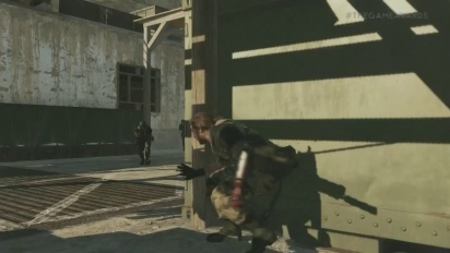 Metal Gear Online - Trailer