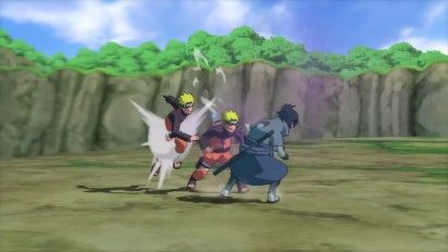 Naruto Shippuden: Ultimate Ninja Storm Generations - Naruto's Story