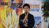 Dragon Ball Xenoverse 2 + Fusions - Masayuki Hirano-intervju