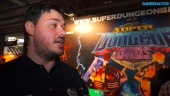 Super Dungeon Bros - Kevin Leavers-intervju