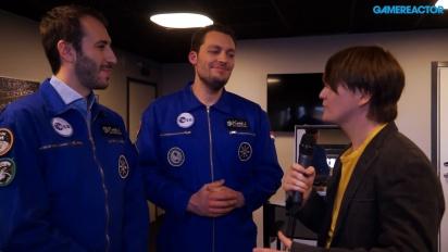 Vi snakker med Deliver Us The Moon-skaperne