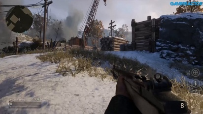 Call of Duty: WWII - Kill Confirmed Gameplay