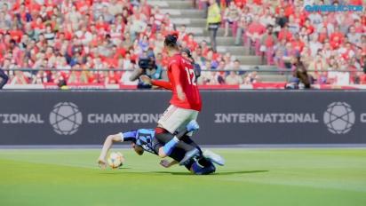 eFootball PES 2020 - Master League-kamp: Man United vs. Inter