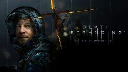 Death Stranding - Verdenen (Sponset #4)
