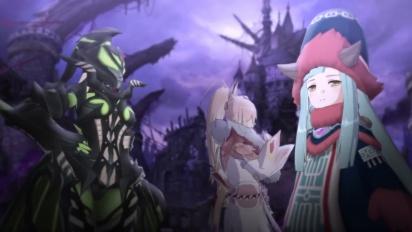 Monster Hunter Riders - Japanese Announcement Trailer