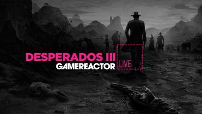 Desperados III - Livestream Replay