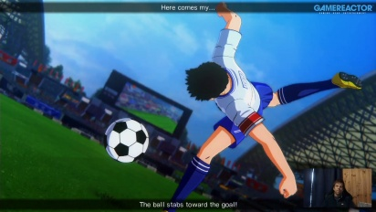 Captain Tsubasa: Rise of New Champions - Livestreamreplay