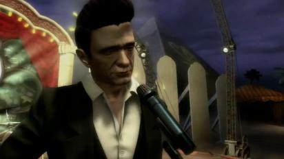 Guitar Hero 5 - Johnny Cash Trailer