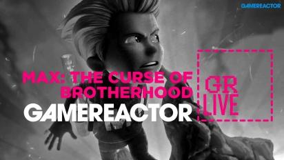 GRTV Live: Max: The Curse of Brotherhood med utviklerne