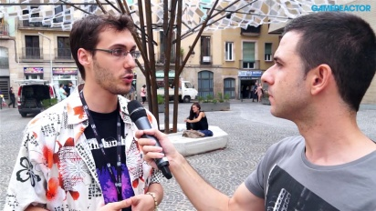 Nihilumbra - Kevin Cerdà Gamelab 2014 Interview