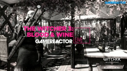 To timer med The Witcher 3: Blood and Wine