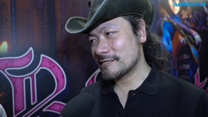 Bloodstained: Ritual of the Night - Koji Igarashi-intervju