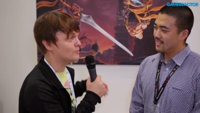 Blade & Soul - Jonathan Lien Interview