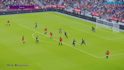 eFootball PES 2020 - Master League-kamp: Man United vs. Juventus
