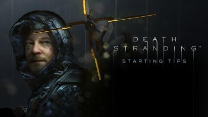 Death Stranding - Starttips