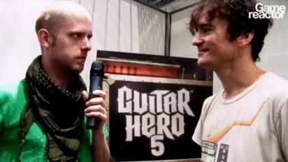 GC09: Guitar Hero 5 interview