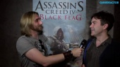 E3 13: Assassin's Creed IV: Black Flag - Lead Writer Interview