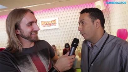 Rayman Fiesta Run-intervju