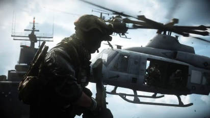 Battlefield 4 Naval Strike - Official Trailer