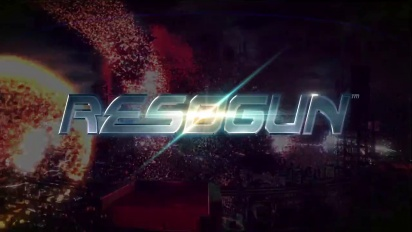 Resogun - Accolades Trailer