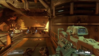 Doom - E3 2015 Bethesda Showcase Campaign Gameplay