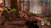 Star Wars Battlefront - Survivors of Endor Turning Point Gameplay