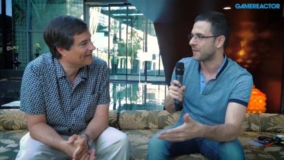 David Braben - Gamelab 2016 Legend Award-intervju