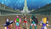 SAINT SEIYA SHINING SOLDIERS Official Trailer 1