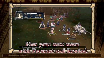 Utawarerumono: Prelude to the Fallen - Gameplay Trailer