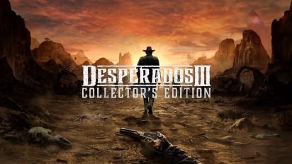 Desperados III - Collector's Edition Trailer