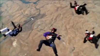 Guitar Hero 5 - Launch Trailer