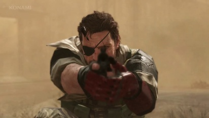 Metal Gear Online - Trailer Commentary - MGSV:TPP
