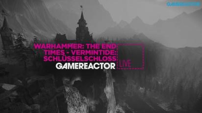 To timer med Warhammer: Vermintide Schluesselschloss