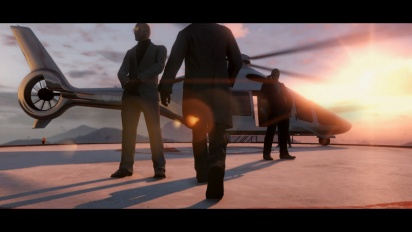 Grand Theft Auto - GTA Online Finance and Felony Update Trailer