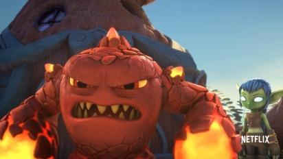 Skylanders Academy - Official Trailer