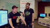 HyperX - intervju med Shane Herrington