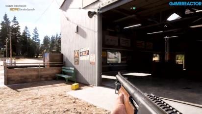 Far Cry 5 - utvidet gameplay
